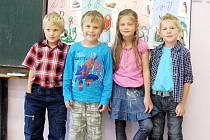 První třída ZŠ Potštejn