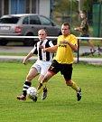 Krajská fotbalová I. B třída: TJ Velešov Doudleby nad Orlicí - SK Albrechtice nad Orlicí.