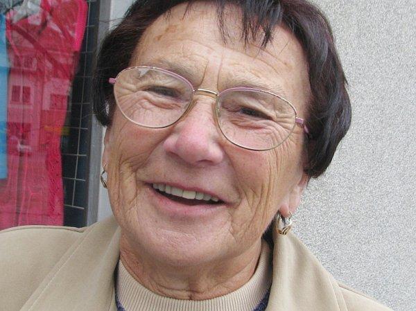 Bohumila Stará (82let), Rychnov nad Kněžnou