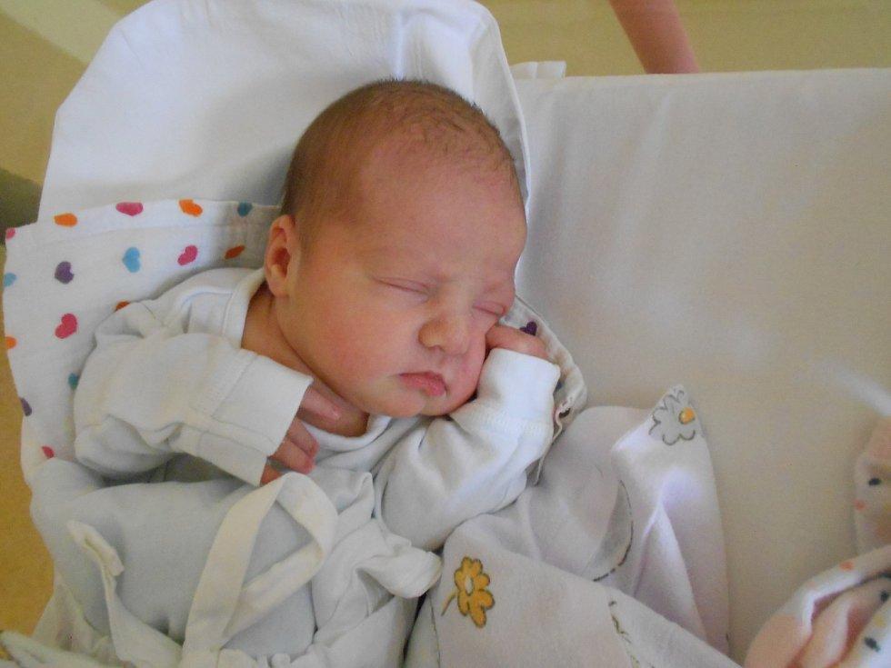 Andrea se narodila 3. listopadu 2019 v19.20 hodin. Měřila 49 cm a vážila 3 270 g. Svým příchodem na svět potěšila rodiče Marii a Martina zKvasin i svou sestřičku Terezu.