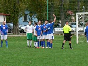 Fotbal Dobruška B - Slatina