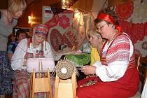 Vamberk zahalí české krajky
