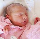 NELA CHMELAŘOVÁ se narodila 21. března ve 21.03 hodin s váhou 2,31 kg a délkou 46 cm. Rodiče Lenka Neubauerová a Radim Chmelař bydlí v Kostelci.