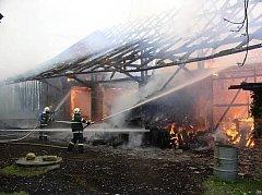 Sbor dobrovolných hasičů Lipovka.