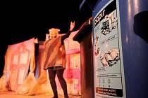 Karlovarské hudební divadlo navštívilo rokytnické děti.