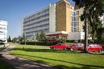 RYCHNOVSKÁ NEMOCNICE patří pod Oblastní nemocnici Náchod.