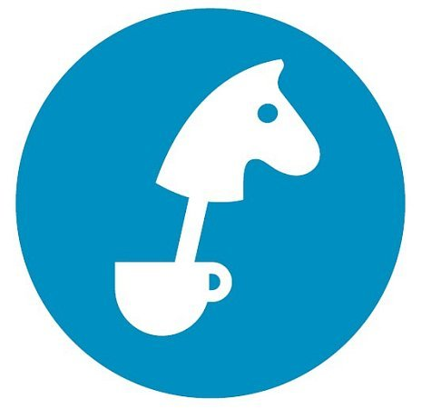 Nové logo Kavárny Láry Fáry vRychnově.