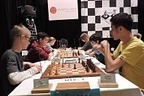 Rychnovský souboj. Hned v prvním kole turnaje H 15 svedl los proti sobě Jana Horáka a Martina Buločkina.
