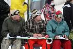 Tradiční závodu Gravity Park Deštné Opening Party 2010 nadchl milovníky snowboardu, lyžování a freestylu.