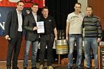 NEJSLUŠNĚJŠÍM TÝMEM letošní Rychnovské hokejové ligy byl vyhlášen tým HC Sibiř/Zdelov.