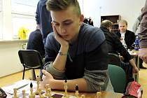 DANIEL KOŽÚŠEK z prvoligového Regionu Panda bude v  březnu společně s Josefem Havelkou bojovat o reprezentační příležitosti v uzavřeném MČR juniorů do 18 a 20 let.