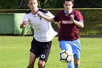 Krajský přebor ve fotbale: FC Spartak Rychnov nad Kněžnou - FK Náchod.