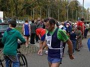 START. Dvaadvacátého ročníku svátečního silničního běhu na deset kilometrů v Týništi nad Orlicí se zúčastnil rekordní počet vytrvalců nejen z regionu, ale z celé republiky.