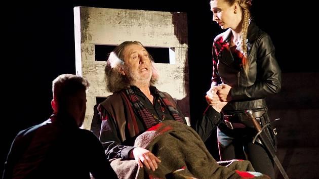 Bolek Polívka v roli Krále Leara zahájil 24. ročník Poláčkova léta