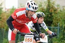 Dvaadvacátý ročník amatérského cyklistického Dobrušského poháru – Memoriálu Martina Hockého vyvrcholil v neděli závěrečným dvanáctým dílem, jímž byl Závod horských kol.