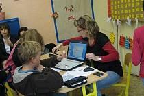 Rodičovská sobota - veřejná výuka v Základní škole Mozaika v Rychnově nad Kněžnou.
