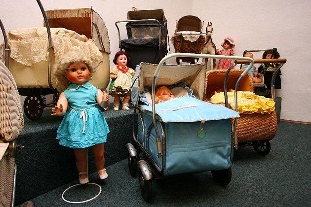 Muzeum hraček v Rychnově nad Kněžnou.