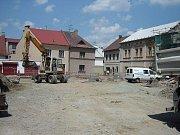 Náměstí Dobruška