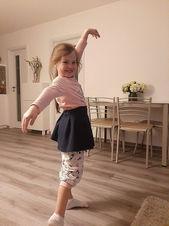 Rychnovský distanční ples z domova.