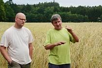 Eko-farma hostila české a rakouské vědce
