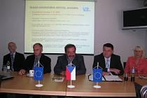 Konference Krajské hospodářské komory s podnikateli na Rychnovsku.