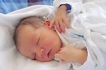 KRISTIAN VÁVRA: Rodiče Jana Novotná a Tomáš Vávra ze Sopotnice mají od 27. září od 12.49 hodin radost ze syna. Po narození mu navážili 3,65 kg a naměřili 53 cm. Tatínek to u porodu zvládl na výbornou.