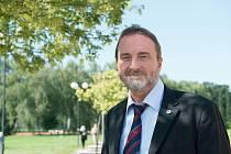 Kandidát na senátora Miroslav Antl.