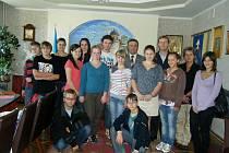 Studenti na cestě za tradicemi volyňských Čechů.