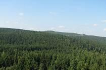 Anenský vrch.