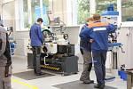 Zrekonstruovaná průmyslovka láká na nejmodernější technologie.
