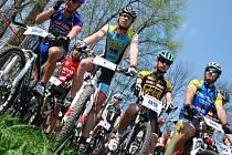 DRUHÝM PODNIKEM Dobrušského poháru bude XC MTB Stalak Bike Cup v lese Včelný u Rychnova nad Kněžnou