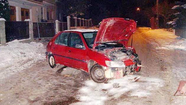 Nehoda v Rovni