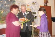 Fenoménem obce Mokré se staly oslavy svatebních výročí