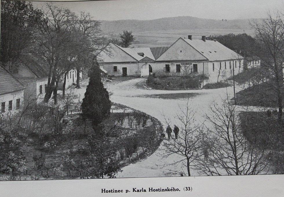 Hostinec Karla Hostinského.