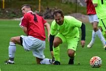 Fotbalový Pohár OFS: Rychnov nad Kněžnou B - Deštné v Orlických horách.