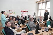 Oslavy 65. výročí založení školy na průmyslovce v Dobrušce