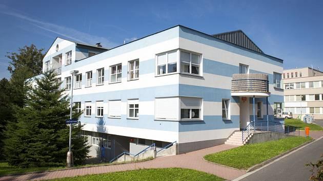 Nemocnice v Rychnově nad Kněžnou. Ilustrační fotografie.