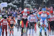 Již po dvaatřicáté se vydají do bílé stopy běžci na lyžích, aby bojovali o prvenství v Orlickém maratonu. Letošní ročník museli organizátoři z Wikov SKI Skuhrov nad Bělou uspořádat v náhradním termínu a na náhradních tratích.