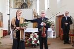 Obnoveným kostelíkem v Pohoří zazní krásná hudba.