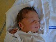 MATĚJ MATL má štěstí na jedničky. Narodil se 11. května v 1:11. Těší se z něj maminka Ivana a tatínek Michal Matlovi z Podbřezí. Vážil 3310 g a měřil 49 cm. Tatínek byl u porodu a prý je nejlepším člověkem na světě. Doma se těšila sestřička Kristýnka.