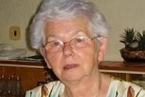 Hana Dobešová prožila peklo v koncentračním táboře.