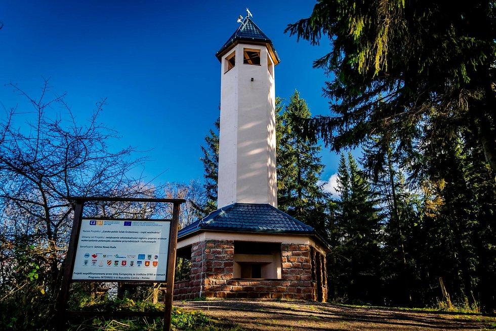 Na Wlodzické hoře. Zdroj: Euroregion Glacensis