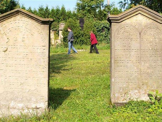 Židovské památky - Rychnovsko