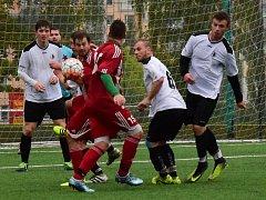 Krajský přebor ve fotbale: FC Spartak Rychnov nad Kněžnou - SK Libčany.