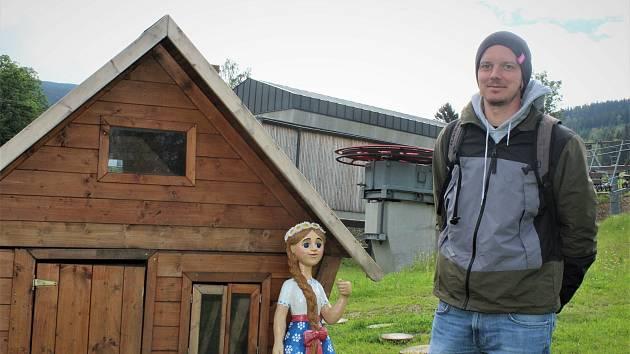 Zájemci mohou vyrazit na Kačenčinu pohádkovou stezku, letos se dočká rozšíření. Na fotografii Petr Prouza.