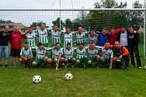 Okresní přebor III. třídy ovládli fotbalisté FC Roveň.