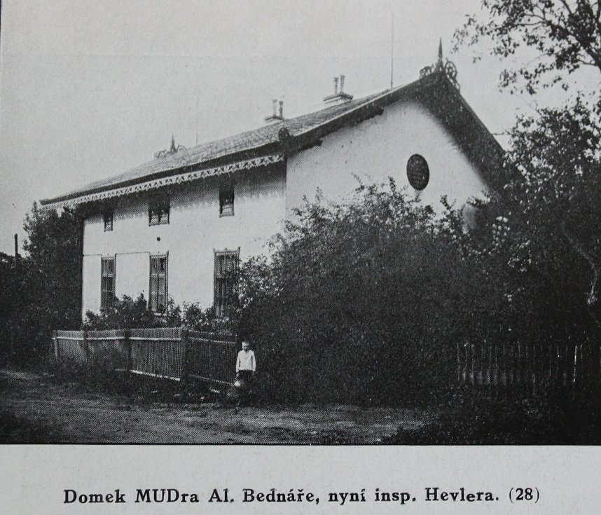 Domek Aloise Bednáře.