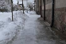 Zima 2010 v Týništi nad Orlicí