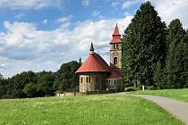 Kostel sv. Josefa.