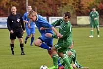 Víkendový program předkola fotbalového Poháru hejtmana Královéhradeckého kraje nabídne rovněž sousedský duel, v němž Lípa v sobotu přivítá Albrechtice.